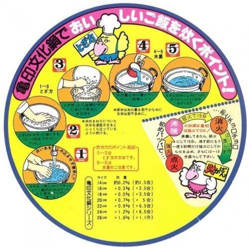 亀印 文化鍋の商品画像2