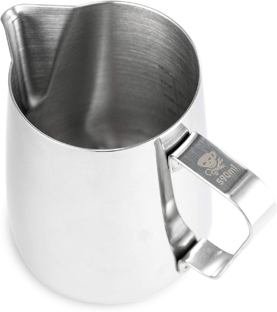 EspressoParts(エスプレッソパーツ)ミルクピッチャー 20オンス EP_PITCHER20 シルバーの商品画像4