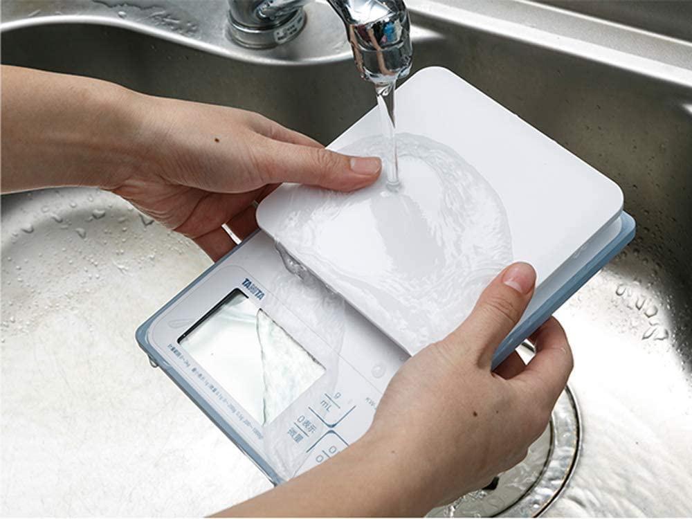 TANITA(タニタ) 洗えるクッキングスケール KW-220の商品画像4