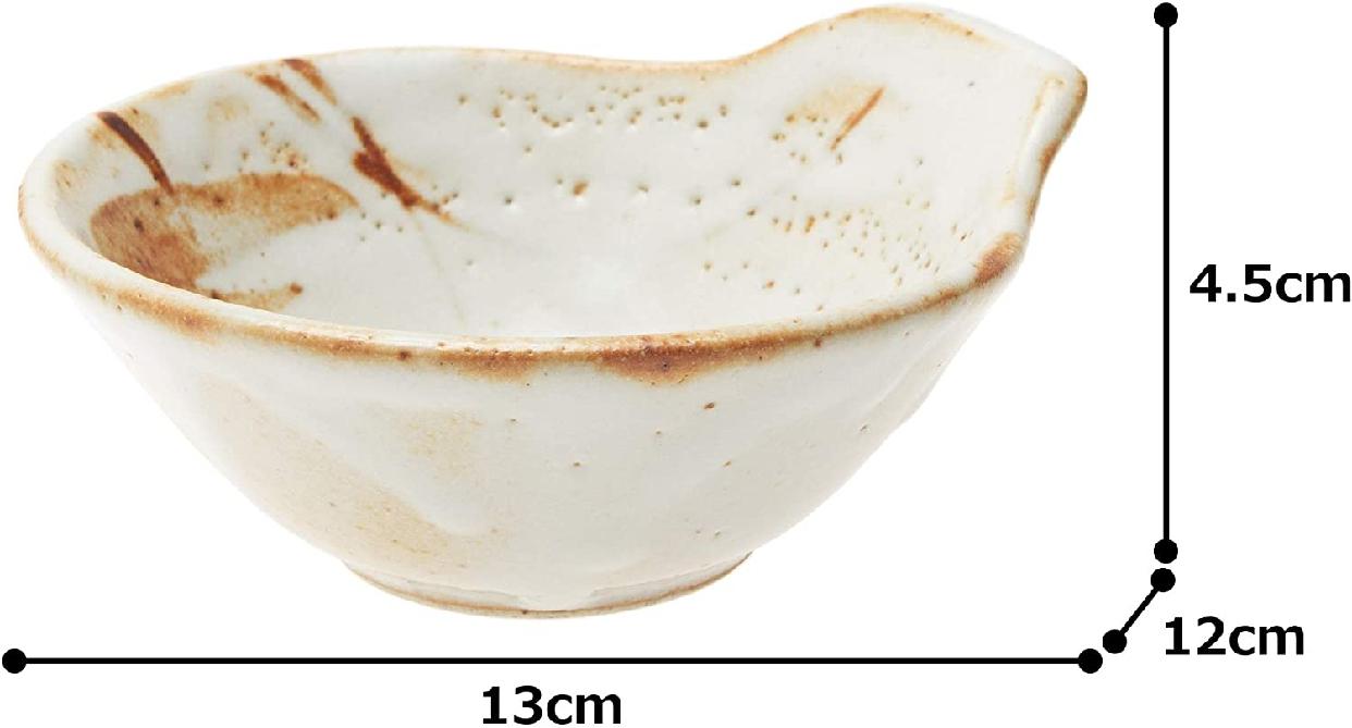 金陶苑 白志野芦呑水の商品画像5