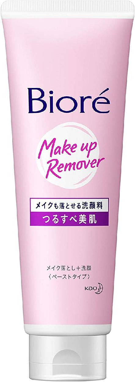 Bioré(ビオレ) メイクも落とせる洗顔料 つるすべ美肌の商品画像