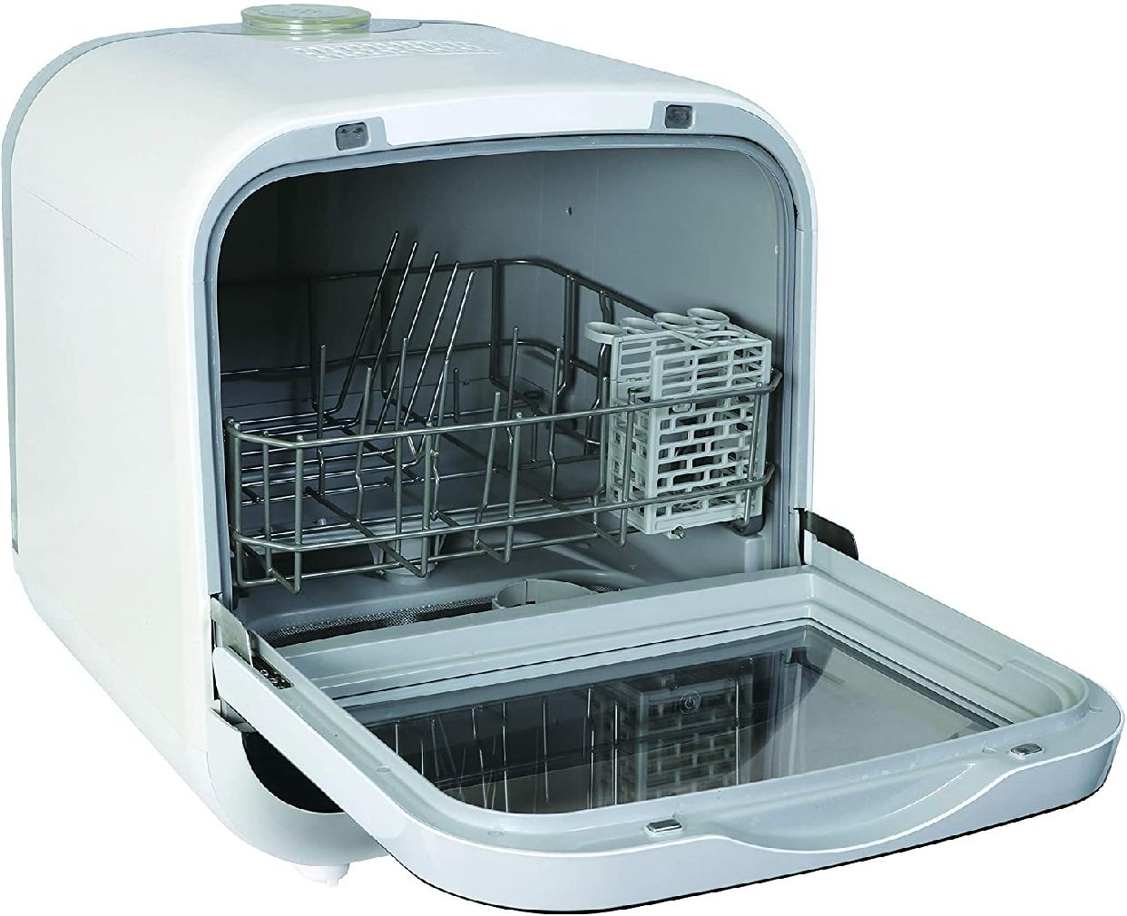 SK Japan(エスケイジャパン) ジェイム 食器洗い乾燥機 SDW-J5L(W)の商品画像2