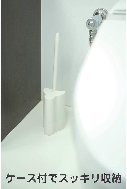 山崎産業(Yamazaki) トイレバスボンくん ふさふさクリーナー ケース付の商品画像6
