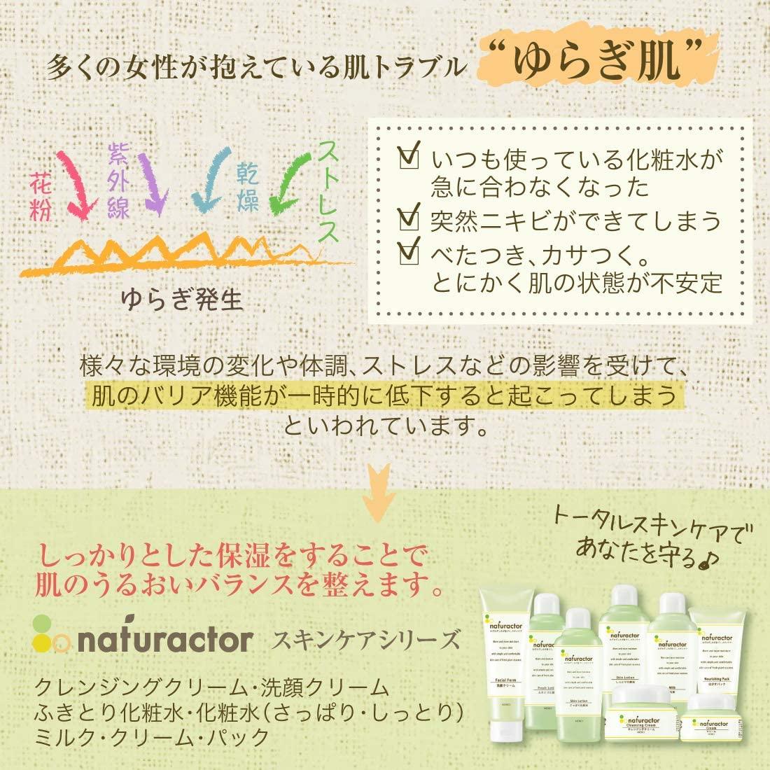 メイコーnaturactor(ナチュラクター) ミルクの商品画像8