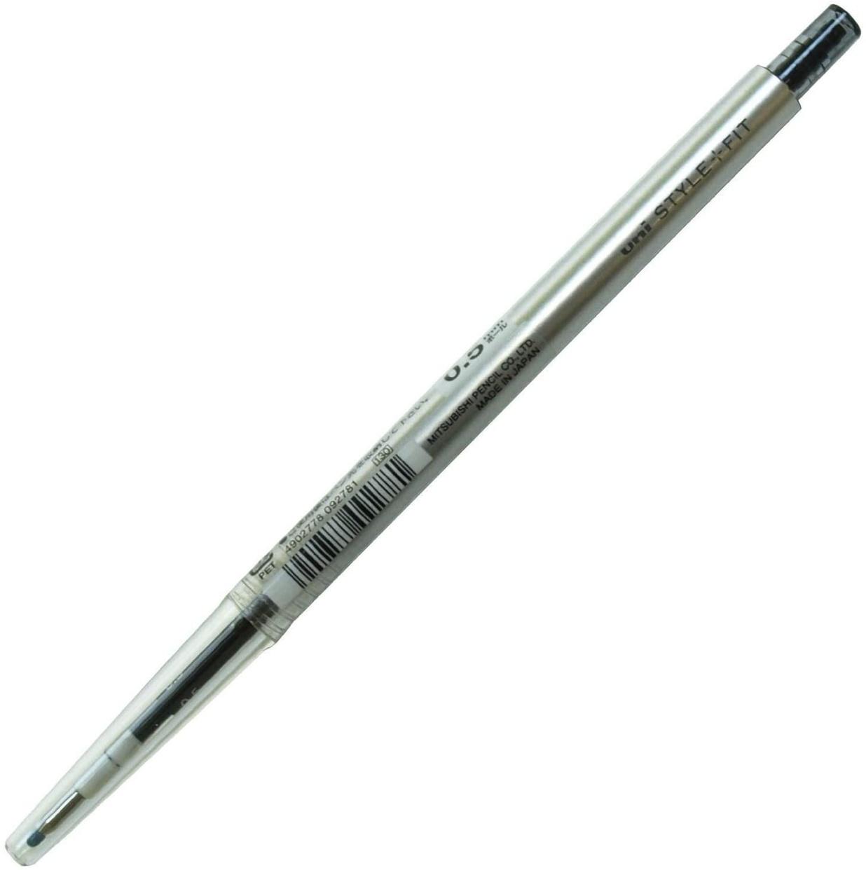 uni(ユニ) スタイルフィット ゲルインクボールペン ノック式