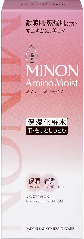 MINON Amino Moist(ミノン アミノ モイスト)モイストチャージ ローション II もっとしっとりタイプの商品画像