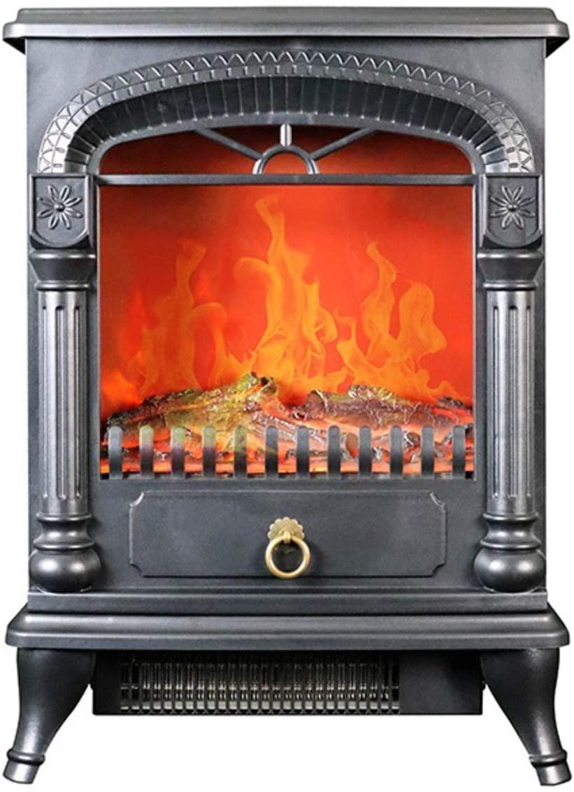 SK Japan(エスケイジャパン) 暖炉型温風ヒーター SKJ-CX1200DSの商品画像