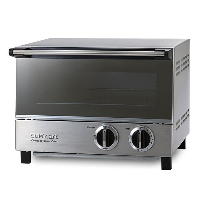 Cuisinart(クイジナート) コンパクト トースターオーブン TO-10JBSの商品画像