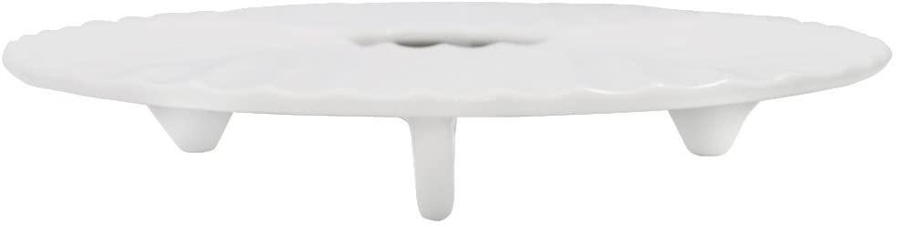 貝印(カイ)蒸し皿 & 落し蓋 16cm ホワイト DH-3110の商品画像3