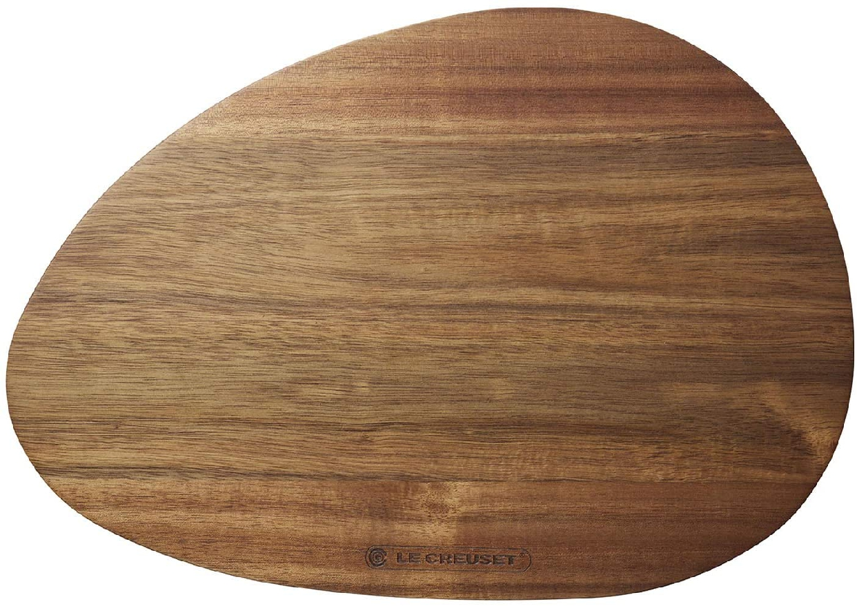 LE CREUSET(ル・クルーゼ) アカシア・ウッドボード ウッドの商品画像