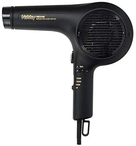 Nobby(ノビー) マイナスイオンヘアードライヤー NB3100の商品画像