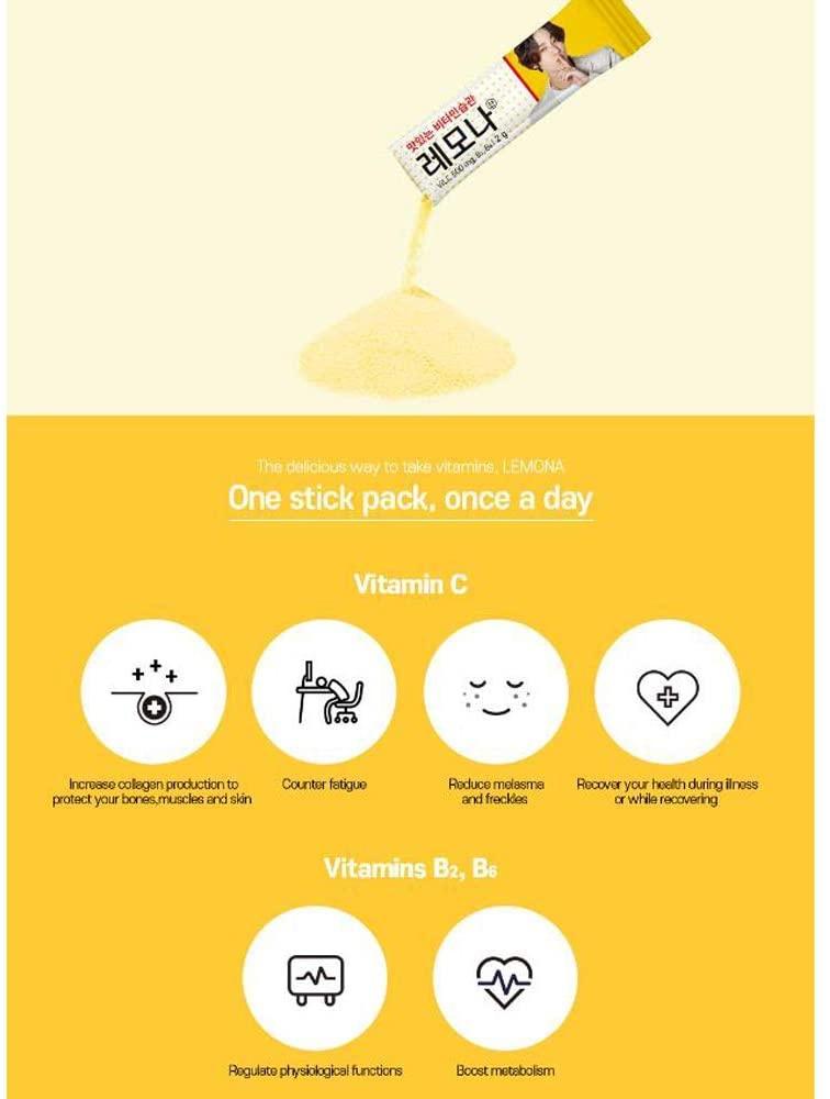 LEMONA(レモナ) LEMONAS酸 ×BTS ビタミン剤の商品画像5