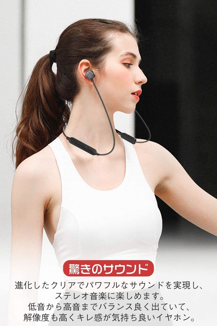 colel(コーレル) Bluetooth イヤホンの商品画像4