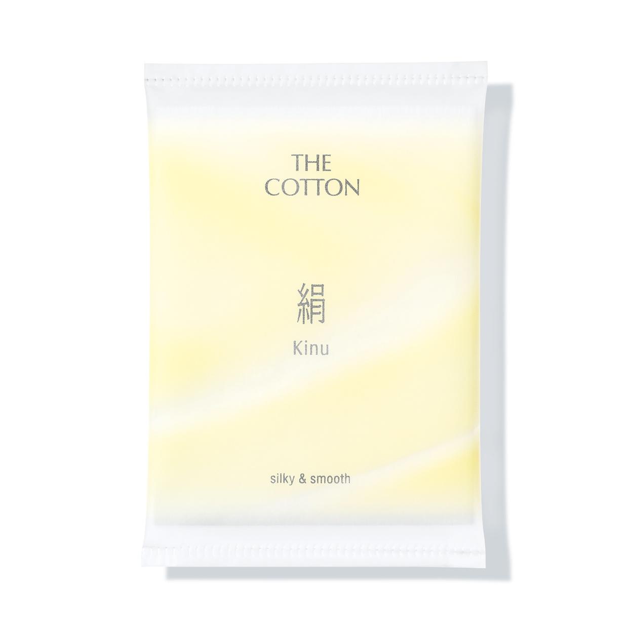 THE GINZA(ザ・ギンザ) ザ・コットン 絹