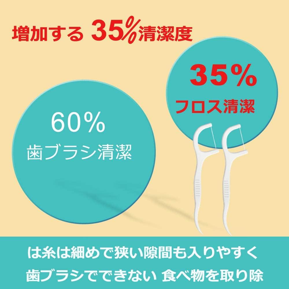 Dentaltor(デンタルトーア)糸ようじの商品画像4