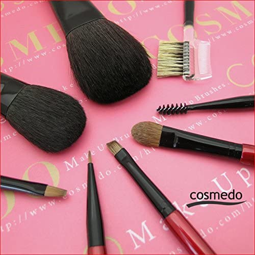 匠の化粧筆コスメ堂 熊野筆 トゥルーセレクション 8本セットの商品画像4