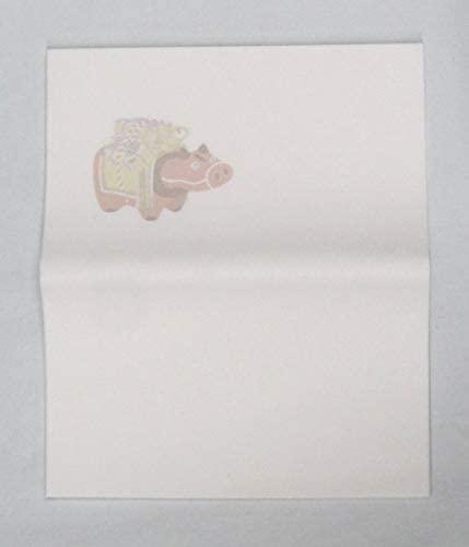 宝雅堂(ホウガドウ) 令和3年 干支「丑」 懐紙セット 3帖セット 90枚の商品画像7