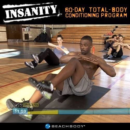 Beachbody(ビーチボディ) Insanity: The Ultimate Cardio Workout and Fitness DVD Programme.の商品画像6