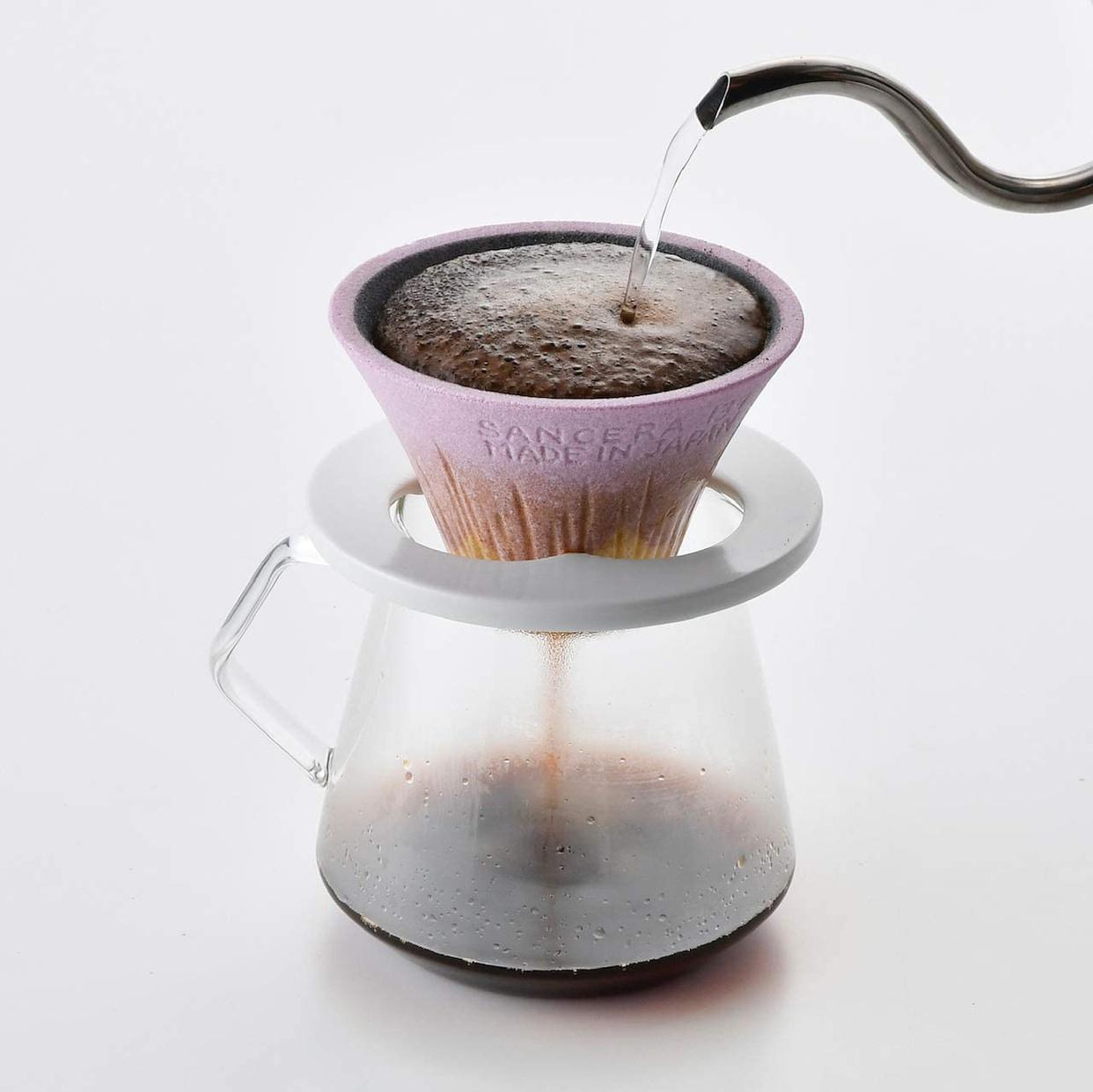 LI:FIL(リフィル) Fuji 波佐見焼きコーヒーフィルター・ドリッパーの商品画像3