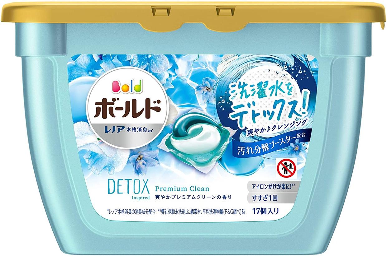 Bold(ボールド) ジェルボール3Dの商品画像