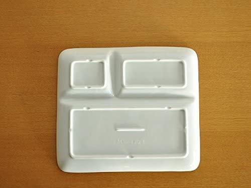 M'home style(エムズホーム スタイル)M'オリジナルランチプレート ホワイトレベル1の商品画像3