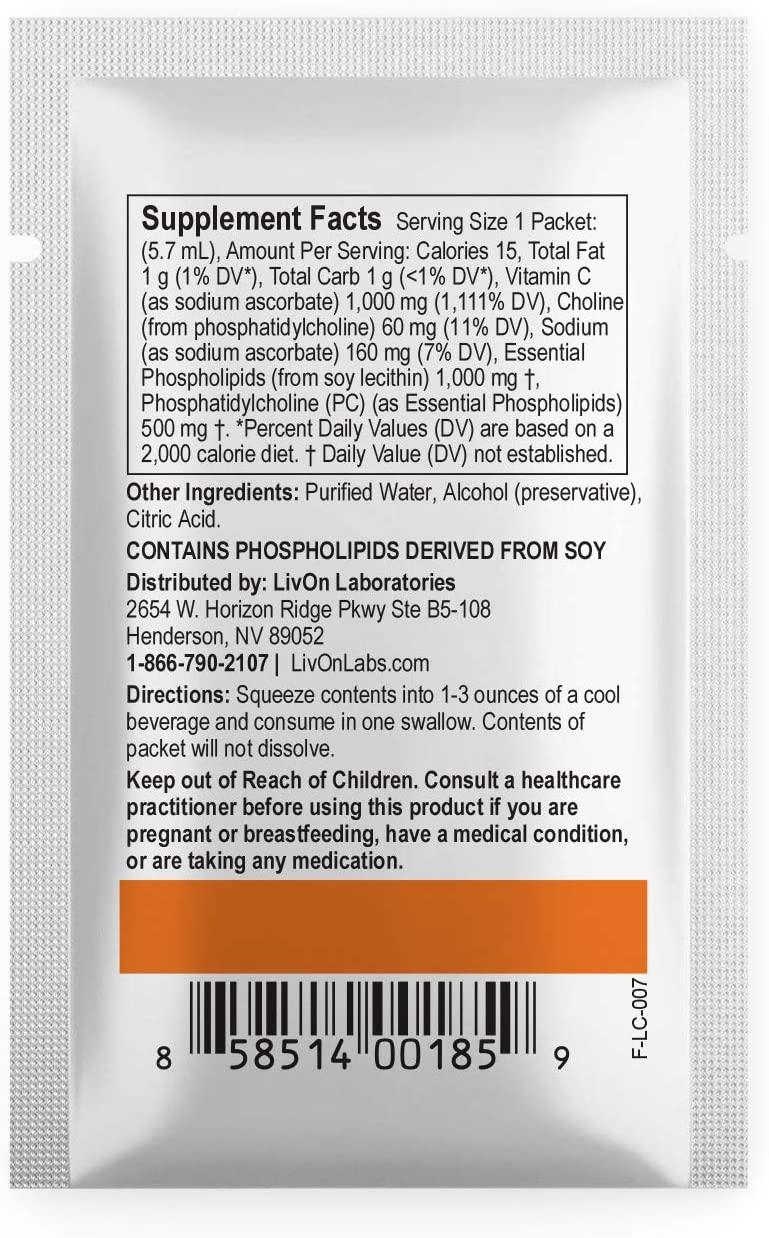 Lypo-Spheric(リポスフェリック) ビタミンCの商品画像5