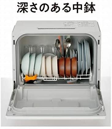 Panasonic(パナソニック) 食器洗い乾燥機 NP-TCM4-Wの商品画像3