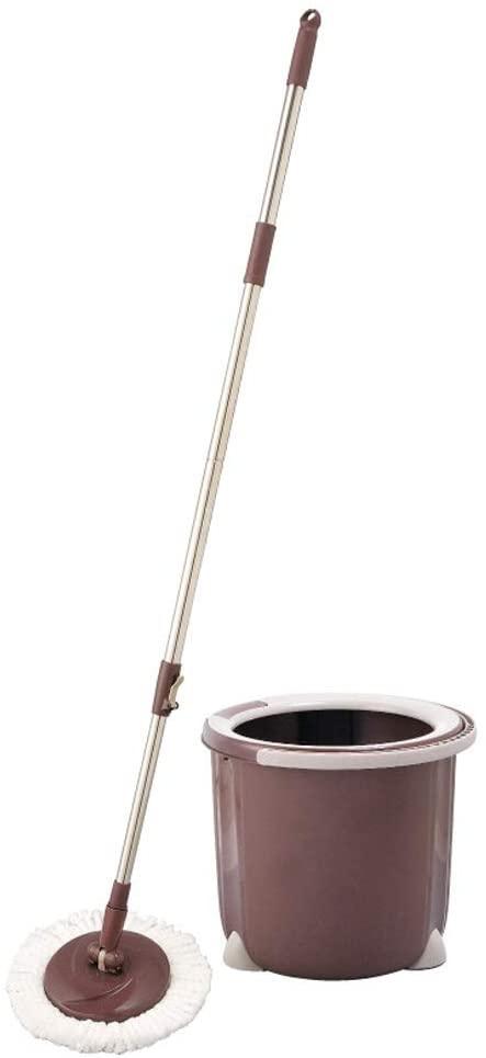 アズマ工業(アズマコウギョウ) トルネード回転モップ丸型セット TSM545の商品画像