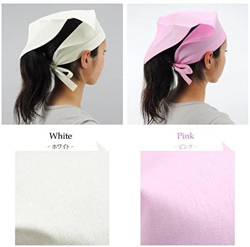 エプロンストーリー(Apron Story) 三角巾 (無地) SA0020の商品画像6