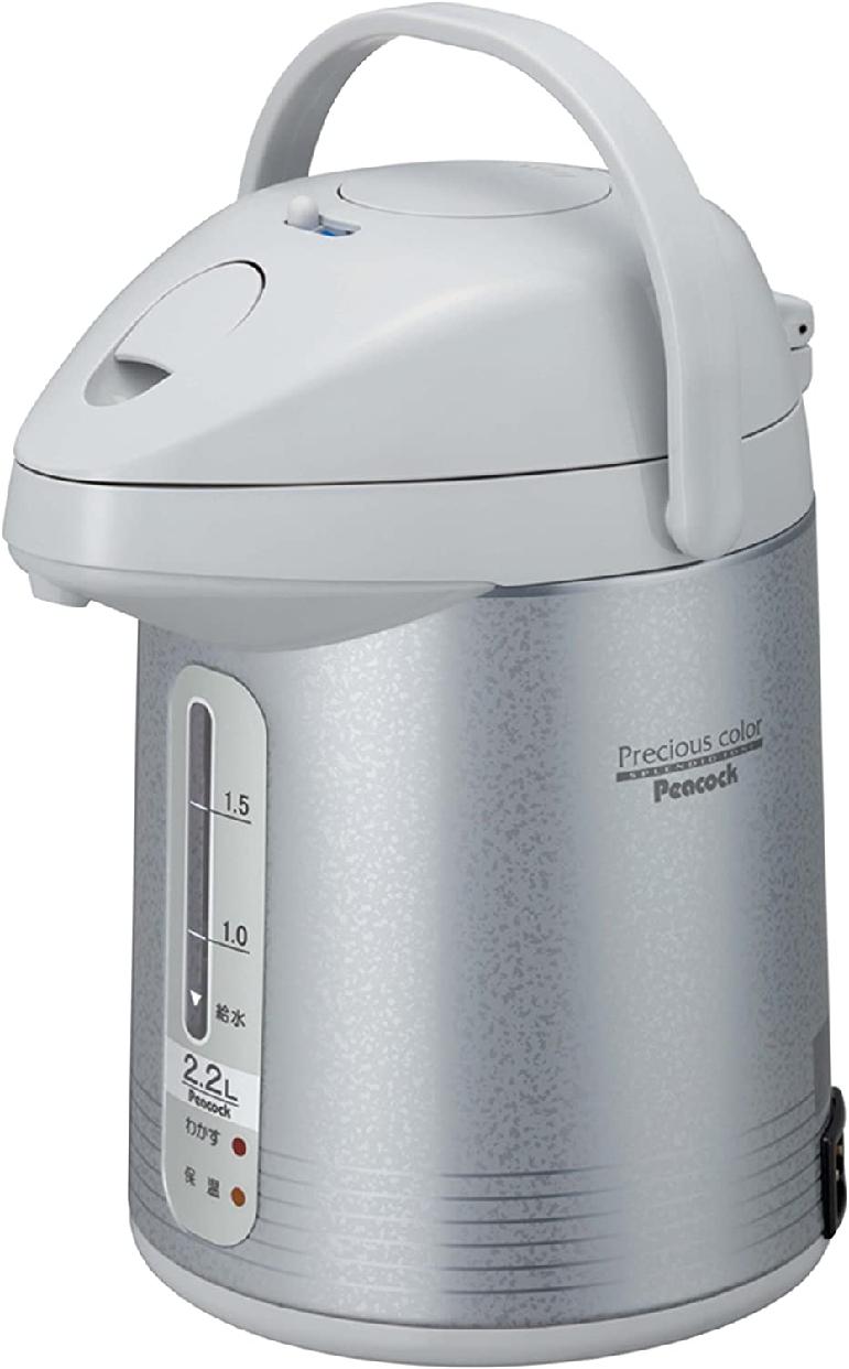 ピーコック魔法瓶(ピーコック)電気保温エアーポット(非沸とうタイプ) WXP-22の商品画像