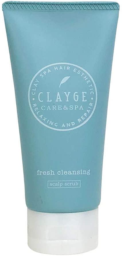 CLAYGE(クレージュ) フレッシュクレンジング 塩シャンプーの商品画像