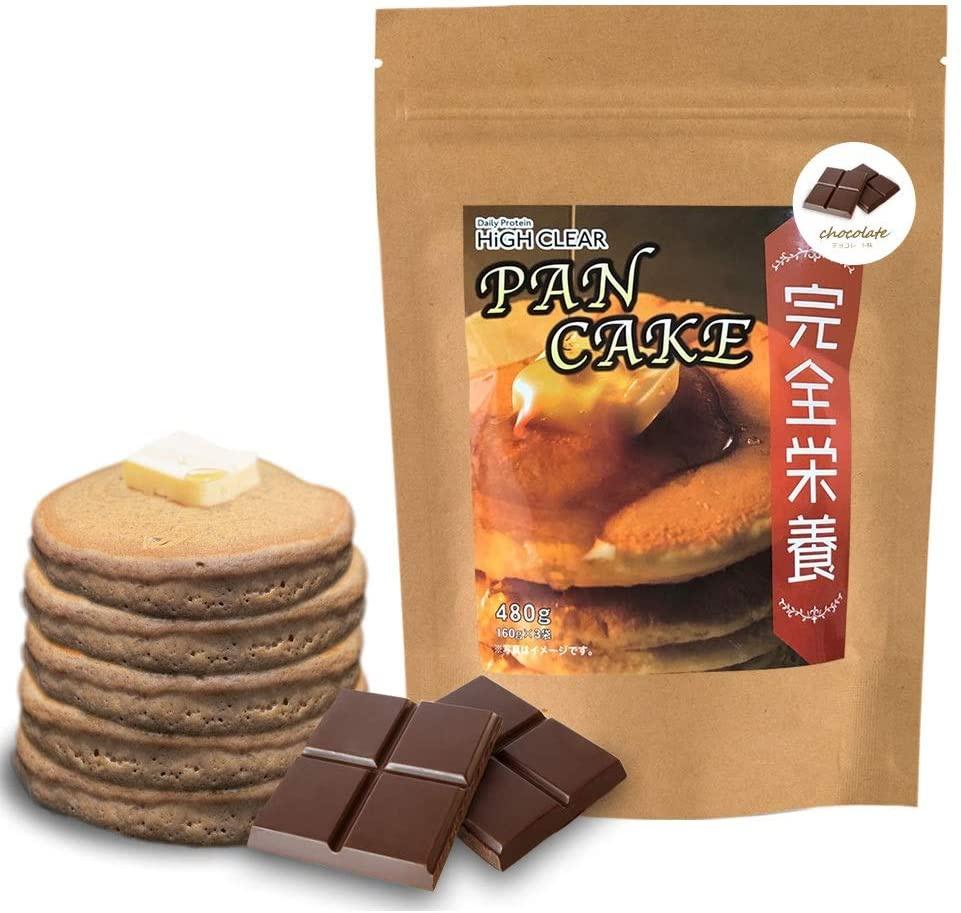 HIGH CLEAR(ハイクリアー) プロテインパンケーキの商品画像