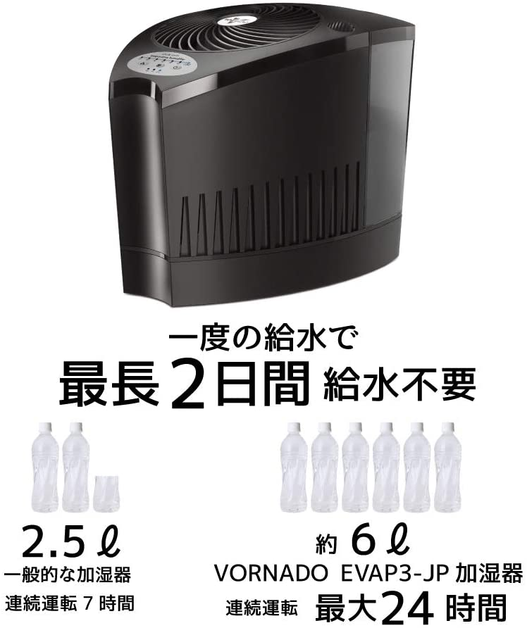 VORNADO(ボルネード) 加湿器 Evap3-JPの商品画像6
