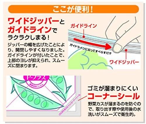 P-プラス くりかえしつかえる やさいエコバッグ Mの商品画像8