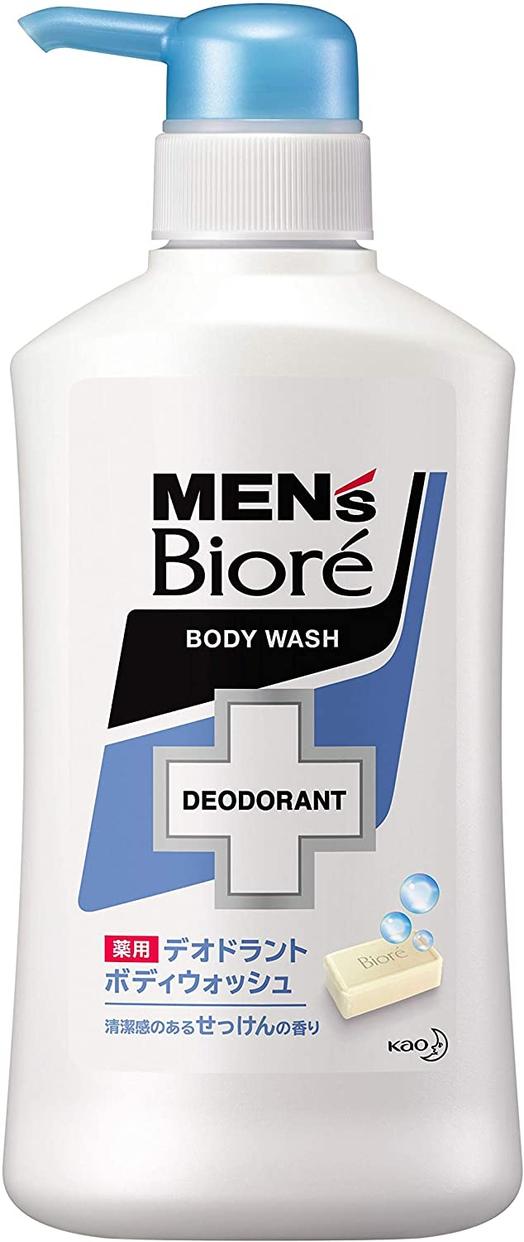 MEN's Bioré(メンズビオレ) 薬用デオドラントボディウォッシュの商品画像