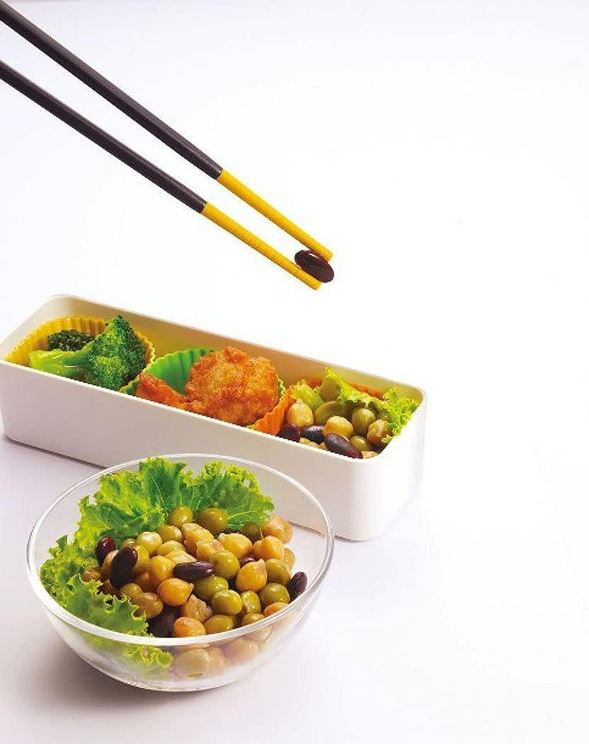 MARNA(マーナ) シリコーン菜ばしミニ K691 イエローの商品画像4