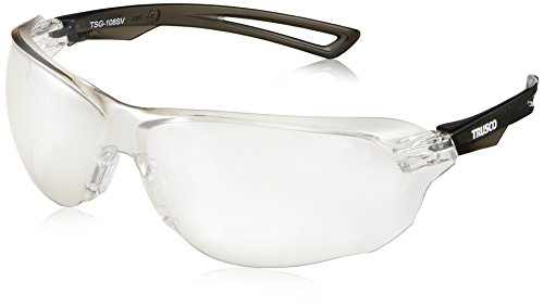 TRUSCO(トラスコ) 二眼型セーフティグラス スポーツタイプ TSG-108SVの商品画像