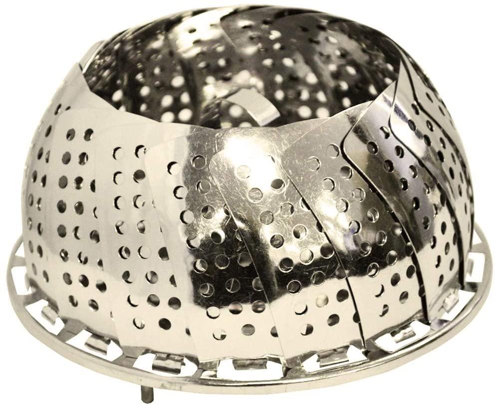 貝印(カイ)蒸し器 フリーサイズ シルバー DH7150の商品画像4