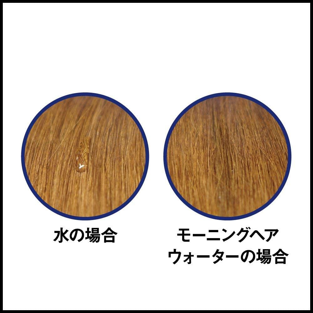 success(サクセス)モーニングヘアウォーター 髪さらミストの商品画像5