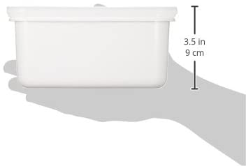 富士ホーロー(FUJIHORO) ヴィードシリーズ 深型角容器M  VD-M.Wの商品画像6