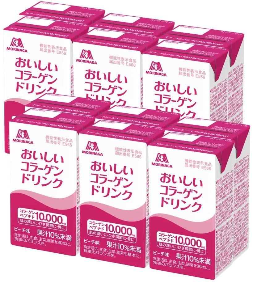 森永製菓(MORINAGA) おいしいコラーゲンドリンク