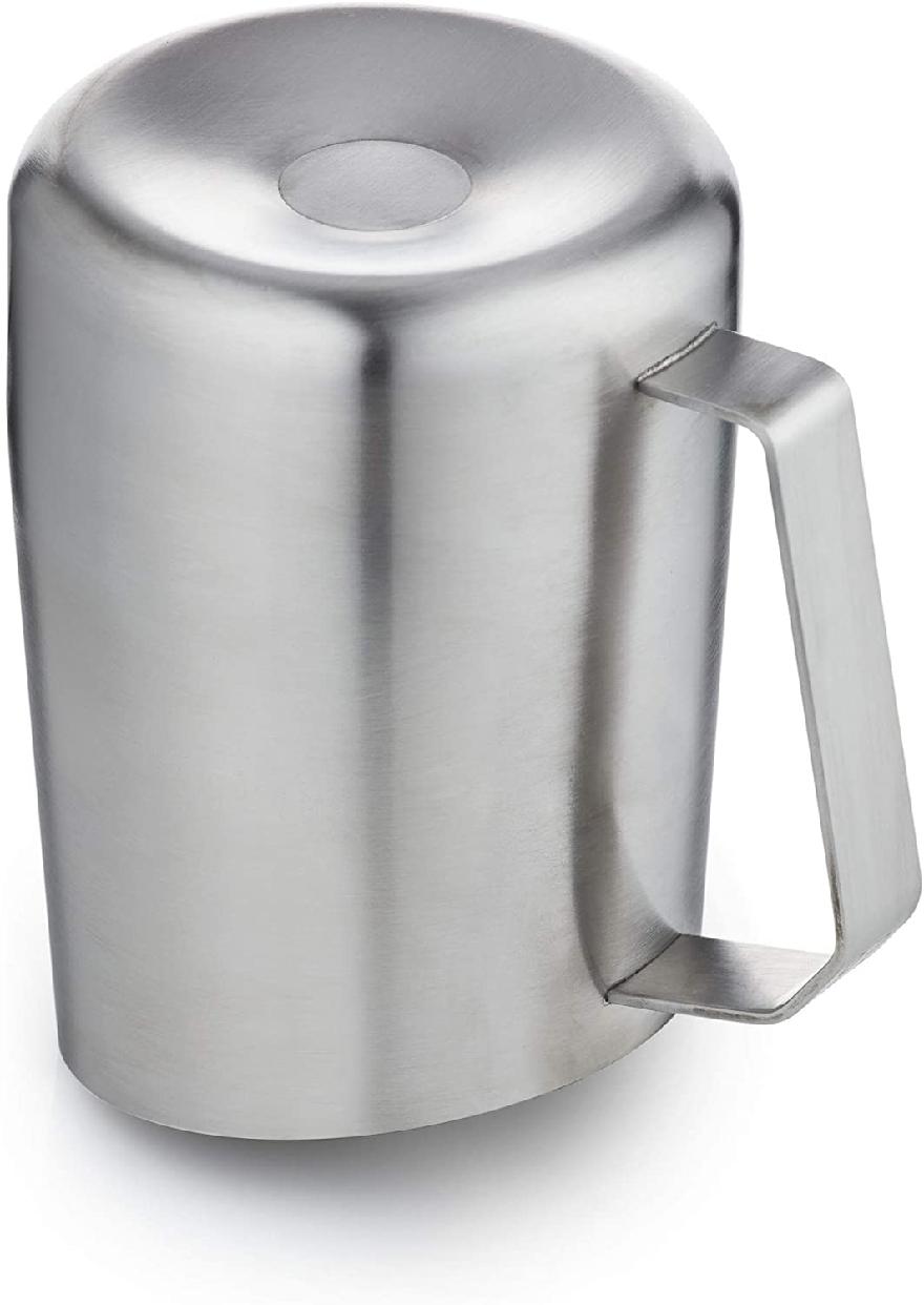 Barista&Co(バリスタアンドコー)Dial In Milk Pitcher 600ml STEELの商品画像2