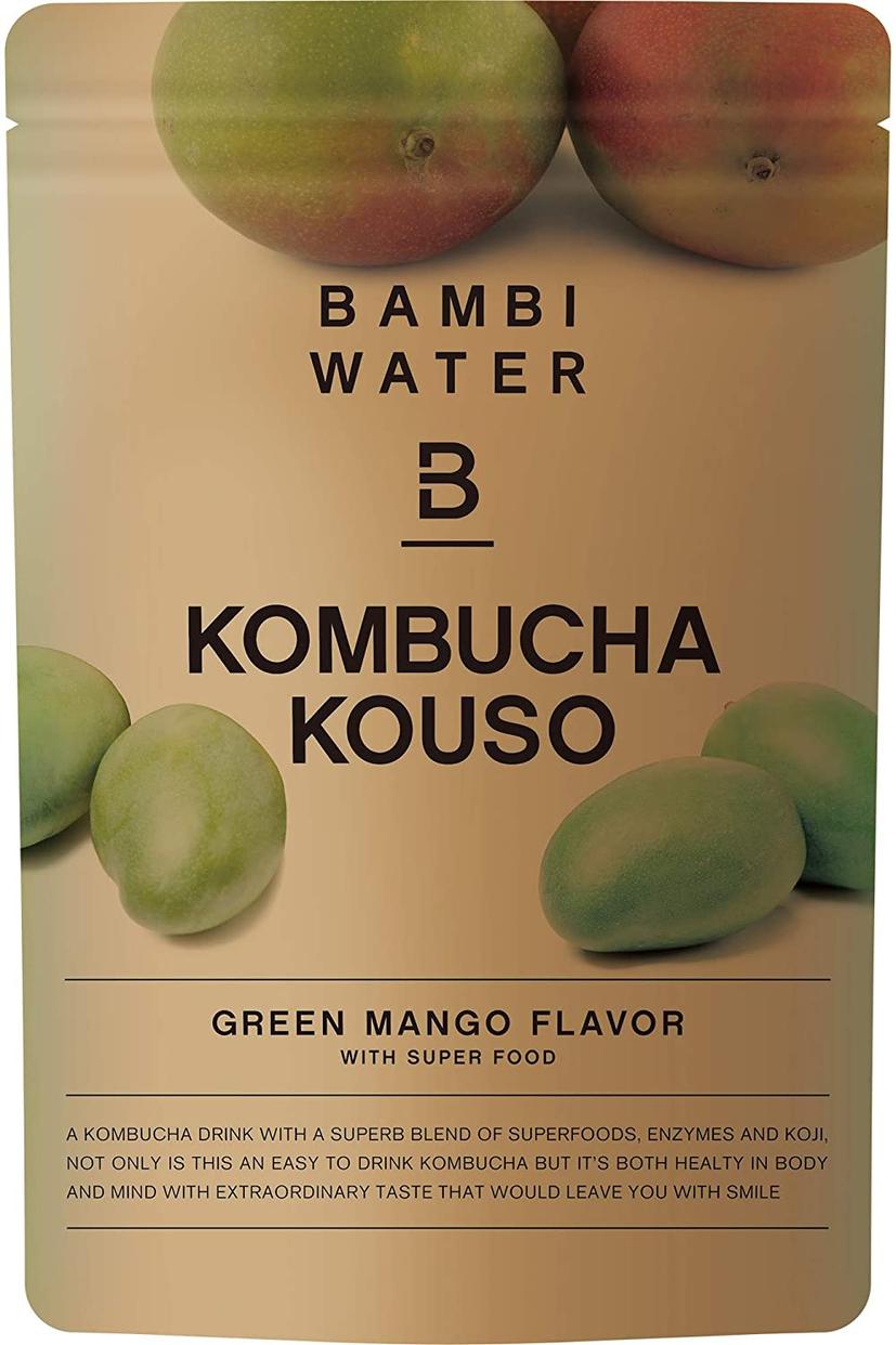 BAMBI WATER(バンビウォーター) コンブチャ酵素の商品画像