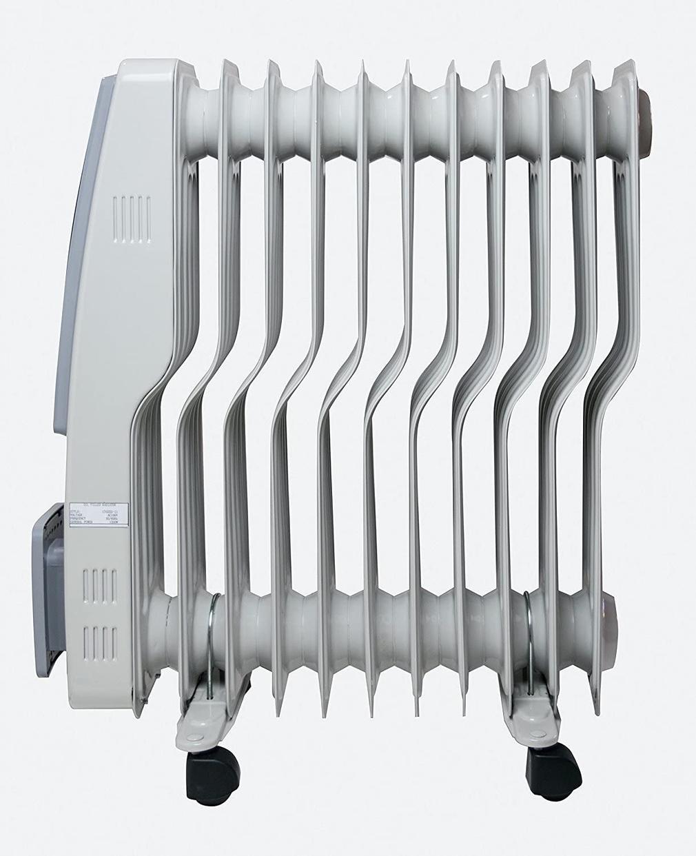 TEKNOS(テクノス) オイルヒーター TOH-D1101の商品画像2