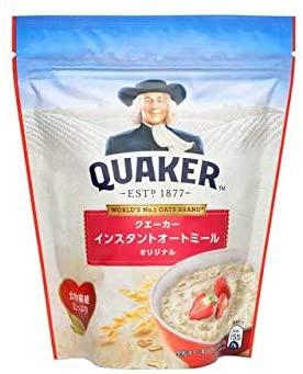QUAKER(クエーカー) インスタントオートミール オリジナルの商品画像