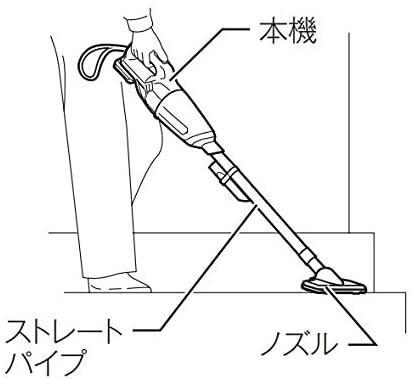 makita(マキタ) 充電式クリーナ CL108FDSHWの商品画像6