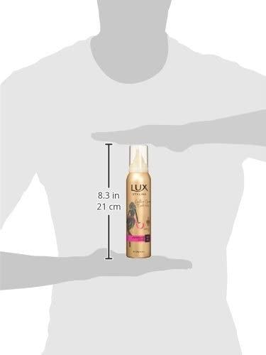 LUX(ラックス)美容液 スタイリング メリハリウェーブフォームの商品画像3