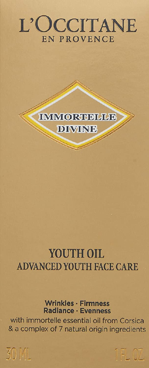 L'OCCITANE(ロクシタン) イモーテル ディヴァインインテンシヴオイルの商品画像2