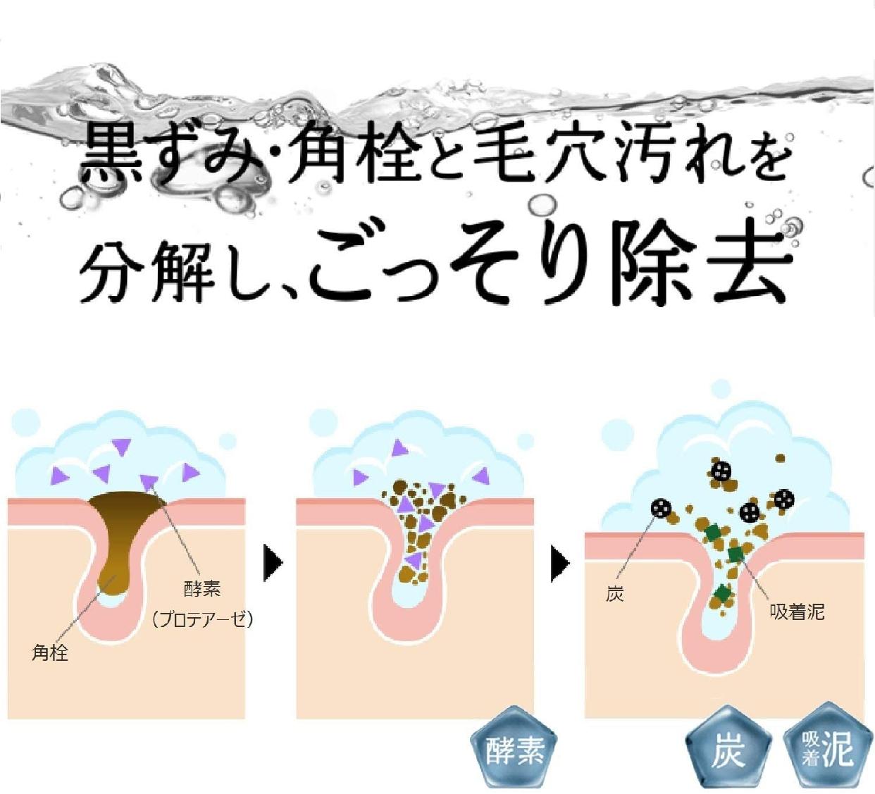 FANCL(ファンケル)ディープクリア洗顔パウダーの商品画像10