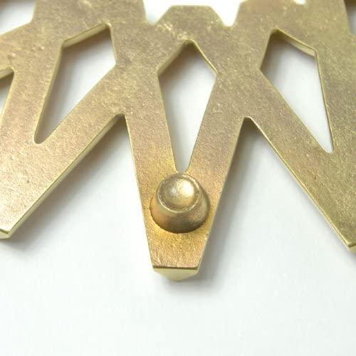 FUTAGAMI(フタガミ) 鍋敷き・銀河 真鍮色の商品画像5